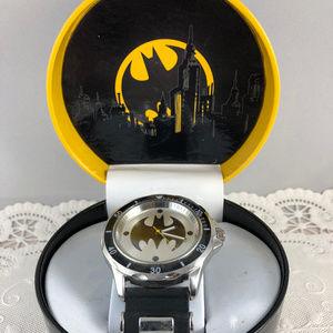 New DC Comics Batman By Accutime Watch NIB